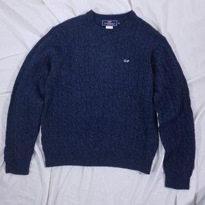 Vineyard Vines Mens 100% Wool Sweater Size M